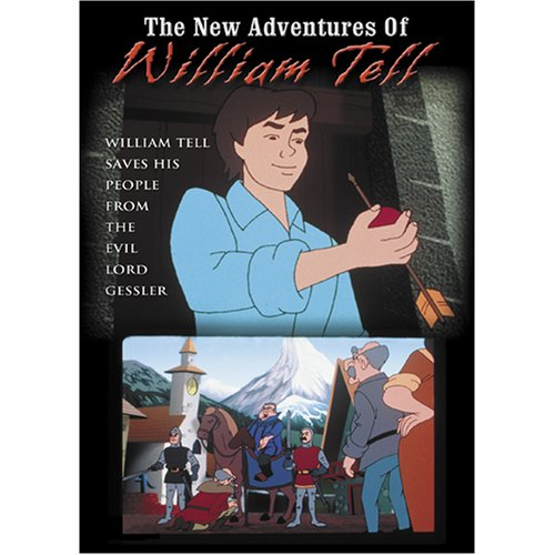 New Adventures Of William Tell DVD Image