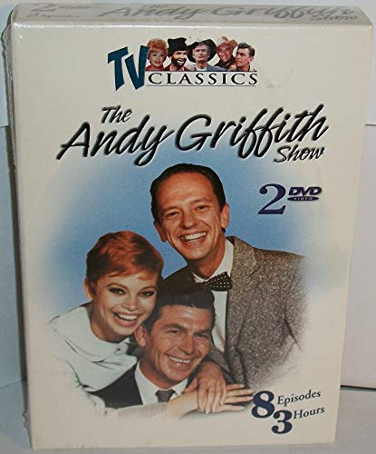 TV Classics: The Andy Griffith Show, Vol. 1 DVD Image