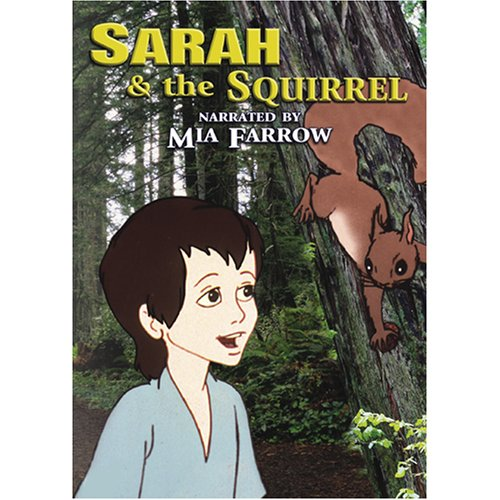 Sarah And The Squirrel DVD Image