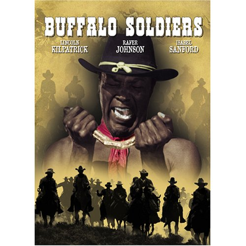 Buffalo Soldier DVD Image