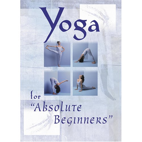 Yoga For Absolute Beginners DVD Image
