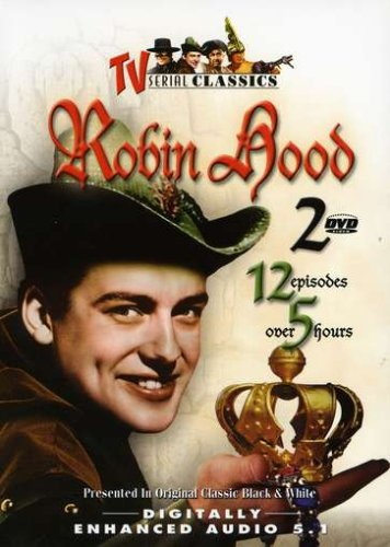 Robin Hood: TV Series DVD Image