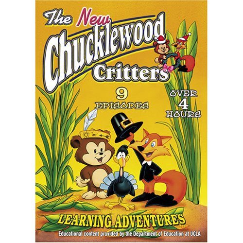 Chucklewood Critters (Old Version) DVD Image
