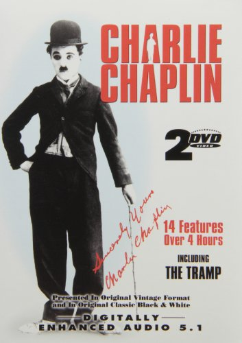 Charlie Chaplin (Platinum/ 2-Disc): A Day's Pleasure / Count / Pawnshop / Behind The Screen / Vagabond / One A.M. / Bond / ... DVD Image
