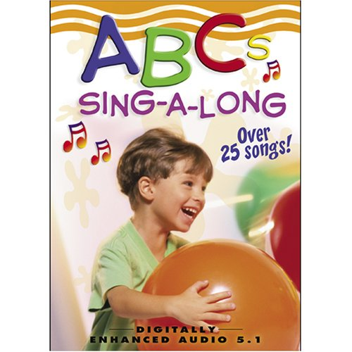ABC's Sing Along DVD Image