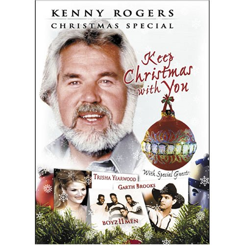 Kenny Rogers Christmas Special: Keep Christmas With You DVD Image