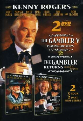 The Gambler V: Playing for Keeps/The Gambler Returns: The Luck of the Draw DVD Image