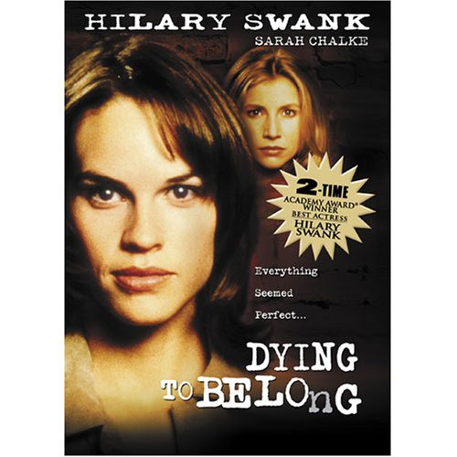 Dying To Belong DVD Image