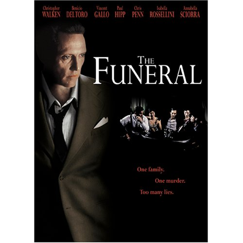 The Funeral DVD Image
