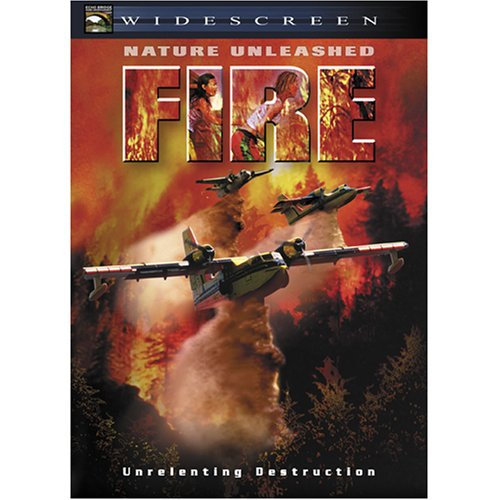 Fire: Nature Unleashed DVD Image