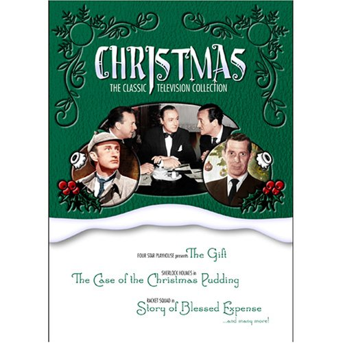 Christmas: The Classic Television Collection, Vol. 2: Four Star Playhouse: The Gift / Four Star Playhouse: The Answer / ... DVD Image