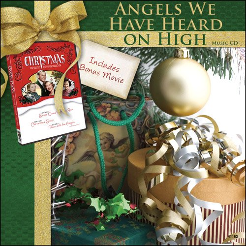Angels We Have Heard On High (DVD/CD Combo) DVD Image