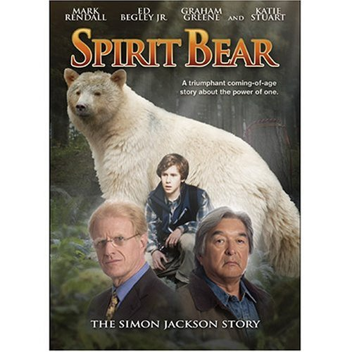 Spirit Bear: The Simon Jackson Story DVD Image