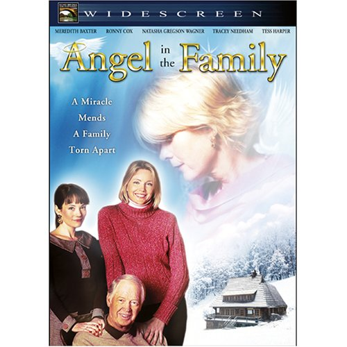 Angel In The Family DVD Image