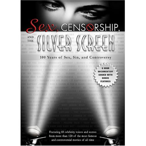 Sex, Censorship And The Silver Screen DVD Image