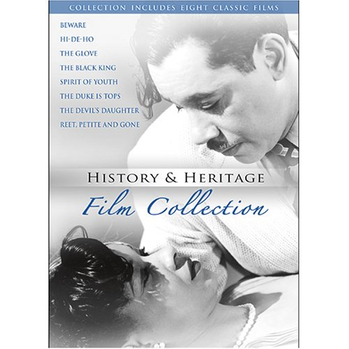 History & Heritage Film Collection, Vol. 1: Beware / Hi-De-Ho / The Glove / Black King / Spirit Of Youth / Duke Is Tops / ... DVD Image