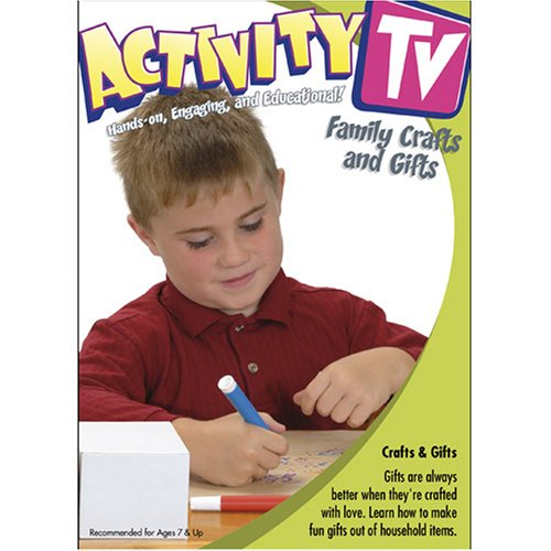 ActivityTV: Family Crafts & Gifts, Vol. 1 DVD Image