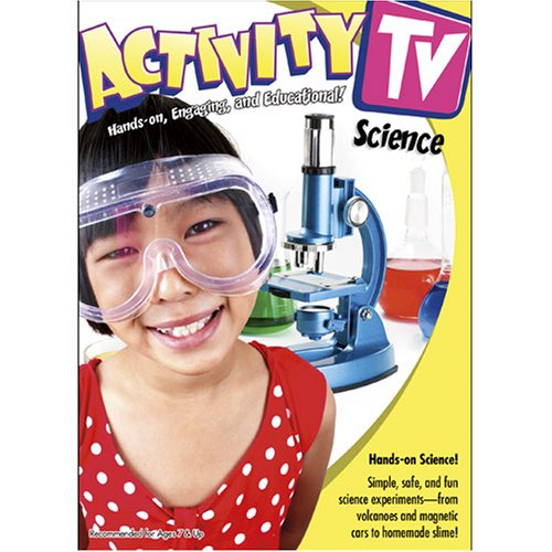 ActivityTV: Fun With Science, Vol. 1 DVD Image