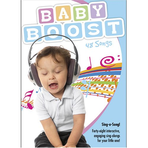 Baby Boost: Nursery Rhymes DVD Image
