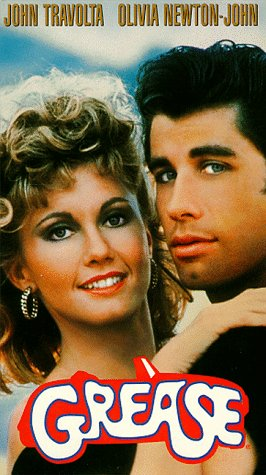 Grease (Aniv) [VHS] DVD Image