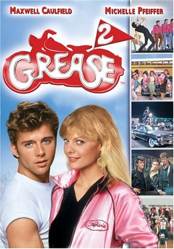 Grease 2 DVD Image
