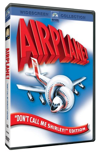 Airplane! (Don't Call Me Shirley Edition) DVD Image