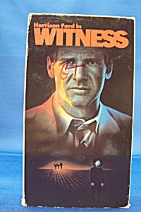 Witness (1985/ Special Collector's Edition/ Old Version/ Checkpoint) DVD Image