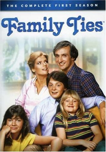 Family Ties: The Complete 1st Season DVD Image