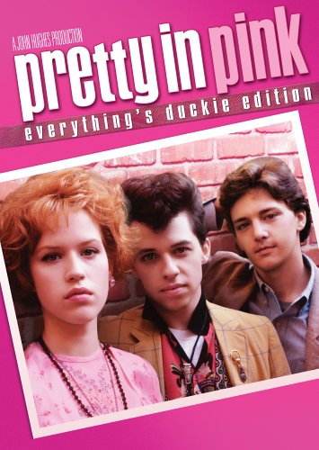 Pretty In Pink (Collector's Edition) DVD Image