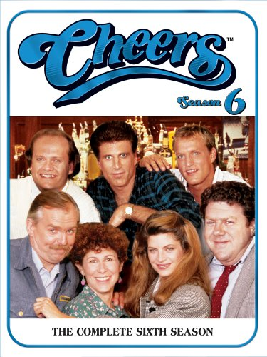 Cheers: The Complete 6th Season DVD Image