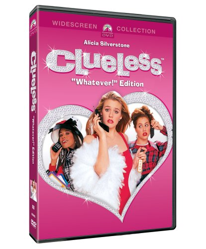 Clueless DVD Image