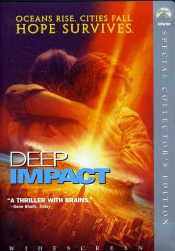 Deep Impact (Collector's Edition) DVD Image