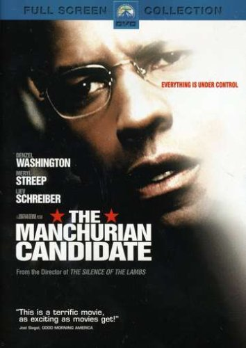 Manchurian Candidate (2004/ Special Edition/ Pan & Scan) DVD Image