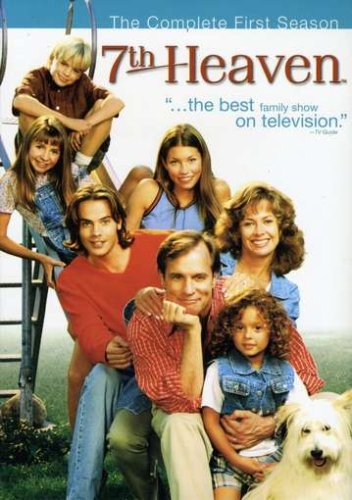7th Heaven: The Complete 1st Season DVD Image