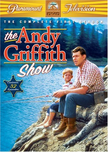 Andy Griffith Show (Paramount): The Complete 1st Season DVD Image