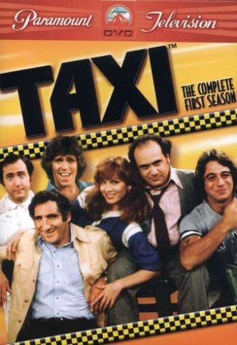 Taxi: The Complete 1st Season DVD Image