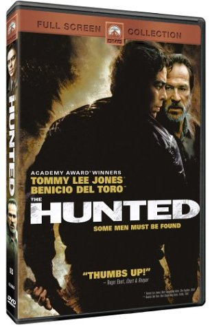 Hunted (2003/ Special Edition/ Pan & Scan) DVD Image