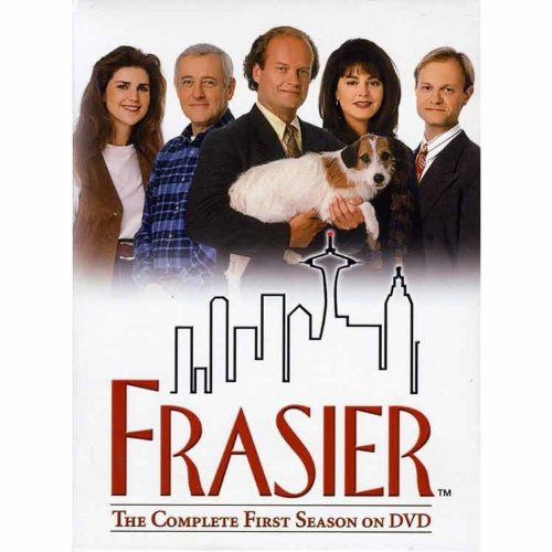 Frasier: The Complete 1st Season (Checkpoint) DVD Image