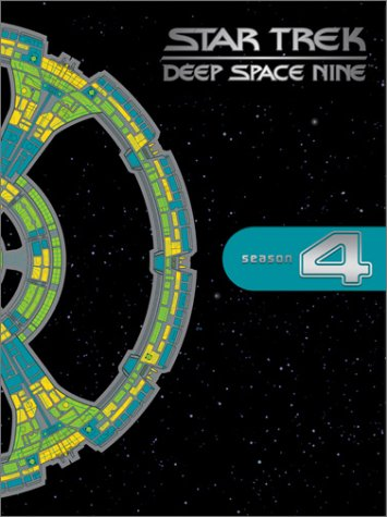 Star Trek: Deep Space Nine: Season 4 DVD Image