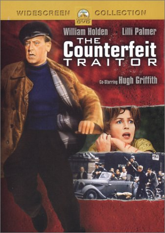 Counterfeit Traitor DVD Image