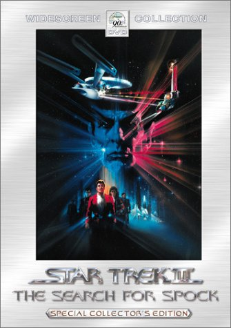 Star Trek (3) III: The Search For Spock (Special Edition) DVD Image