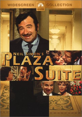 Plaza Suite DVD Image
