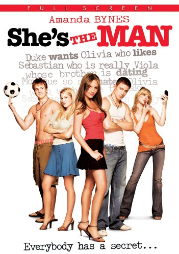 She's The Man (Pan & Scan/ Special Edition/ Alternate UPC) DVD Image