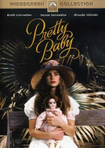 Pretty Baby DVD Image