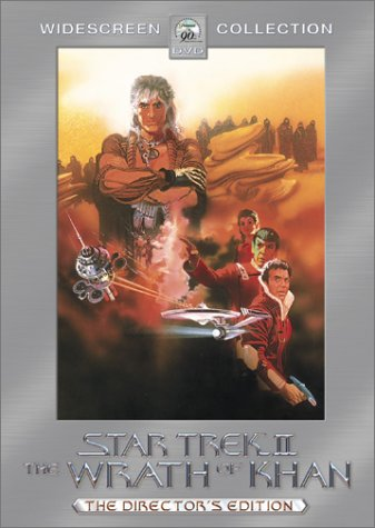 Star Trek (2) II: The Wrath Of Khan: The Director's Edition (Special Edition) DVD Image