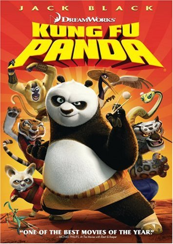 Kung Fu Panda  (Widescreen Edition) DVD Image