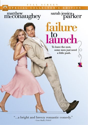 Failure To Launch (Pan & Scan) DVD Image