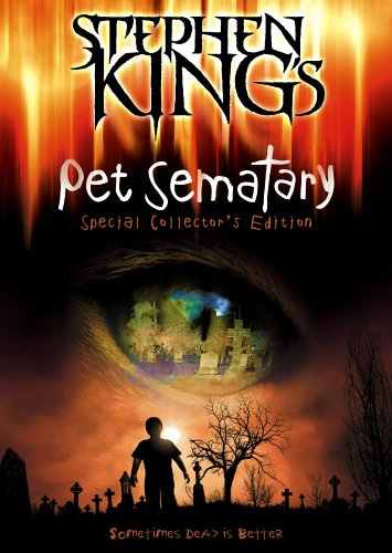 Pet Sematary (Special Collector's Edition) DVD Image