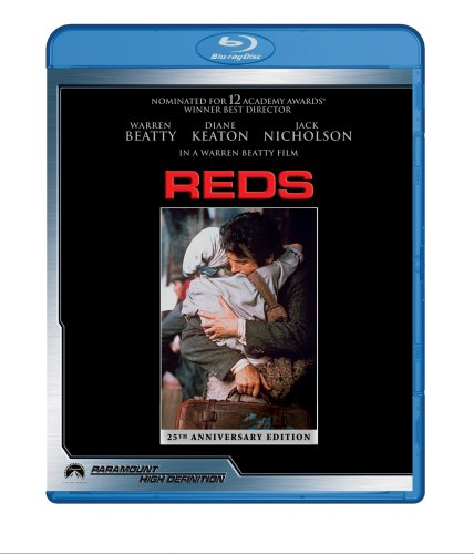 Reds (25th Anniversary Edition/ Blu-ray) DVD Image