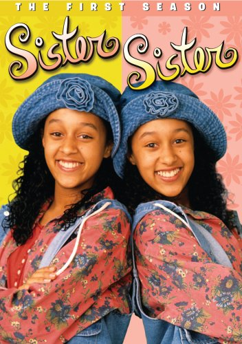 Sister, Sister: The 1st Season DVD Image